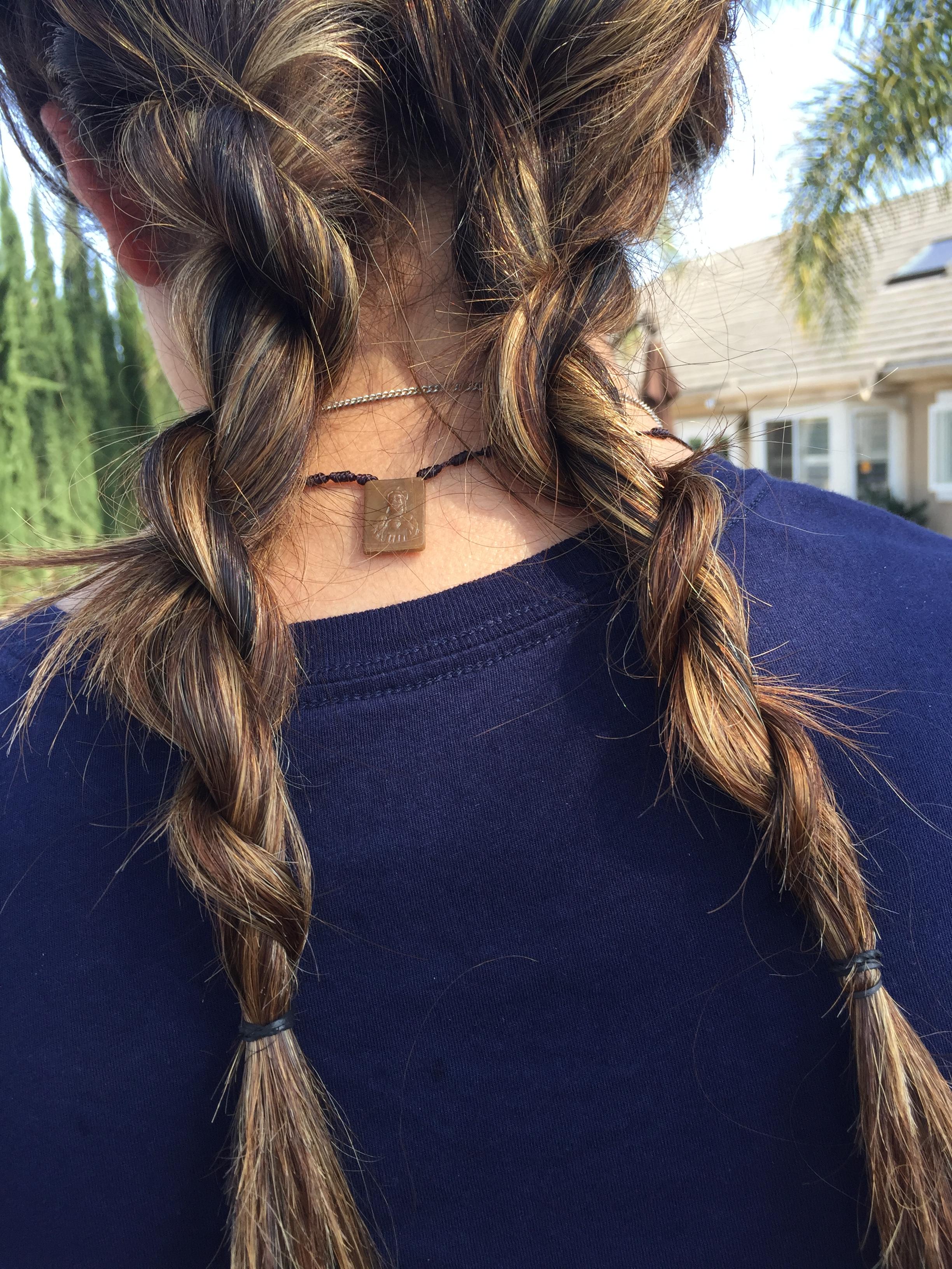 Diy Overnight Curls Waves Seton Girls Hairstyles