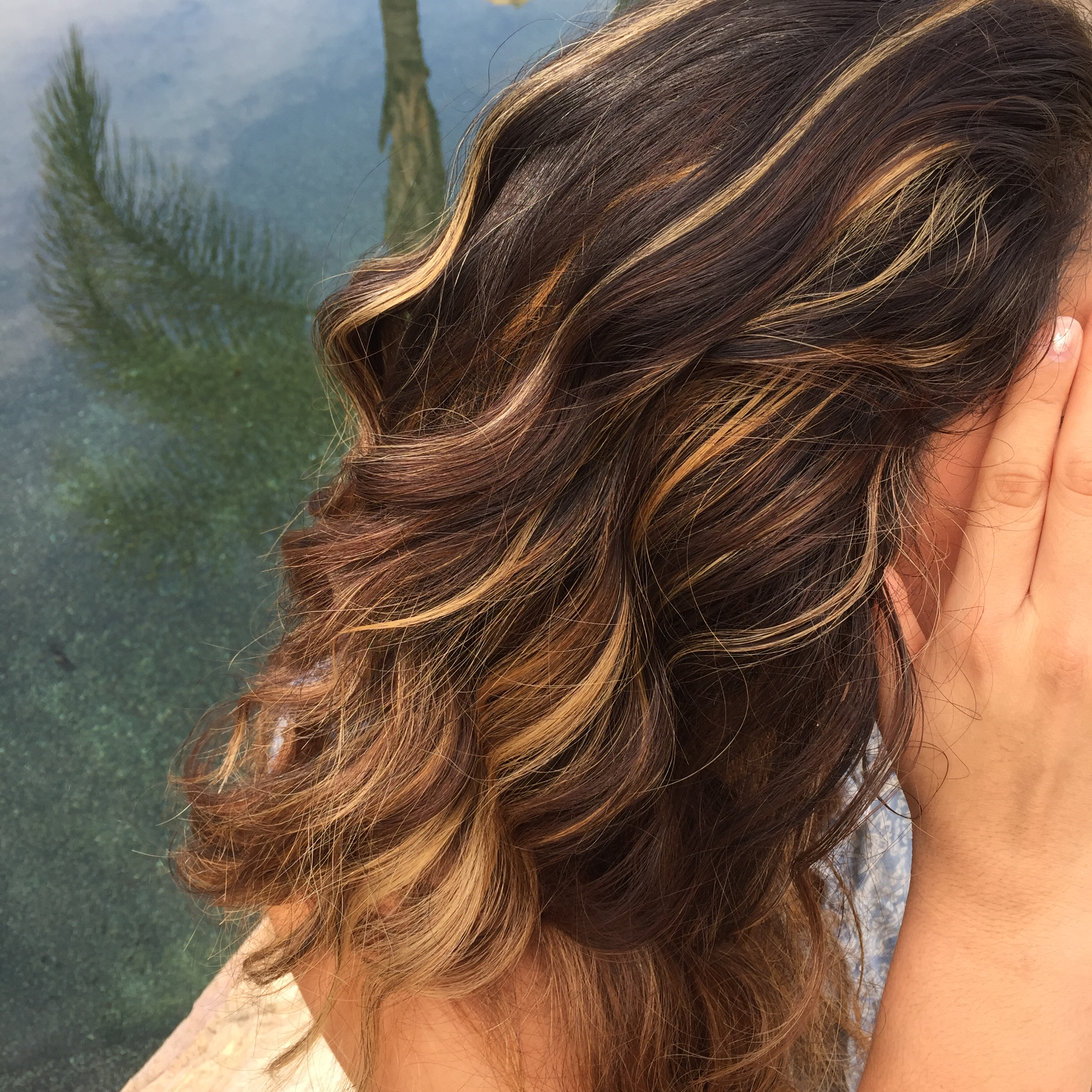 Diy overnight curlswaves seton girls hairstyles i hope you enjoy this super easy diy way to get lovely effortless curls waves this is my favorite way to get some lovely movement in my hair solutioingenieria Gallery