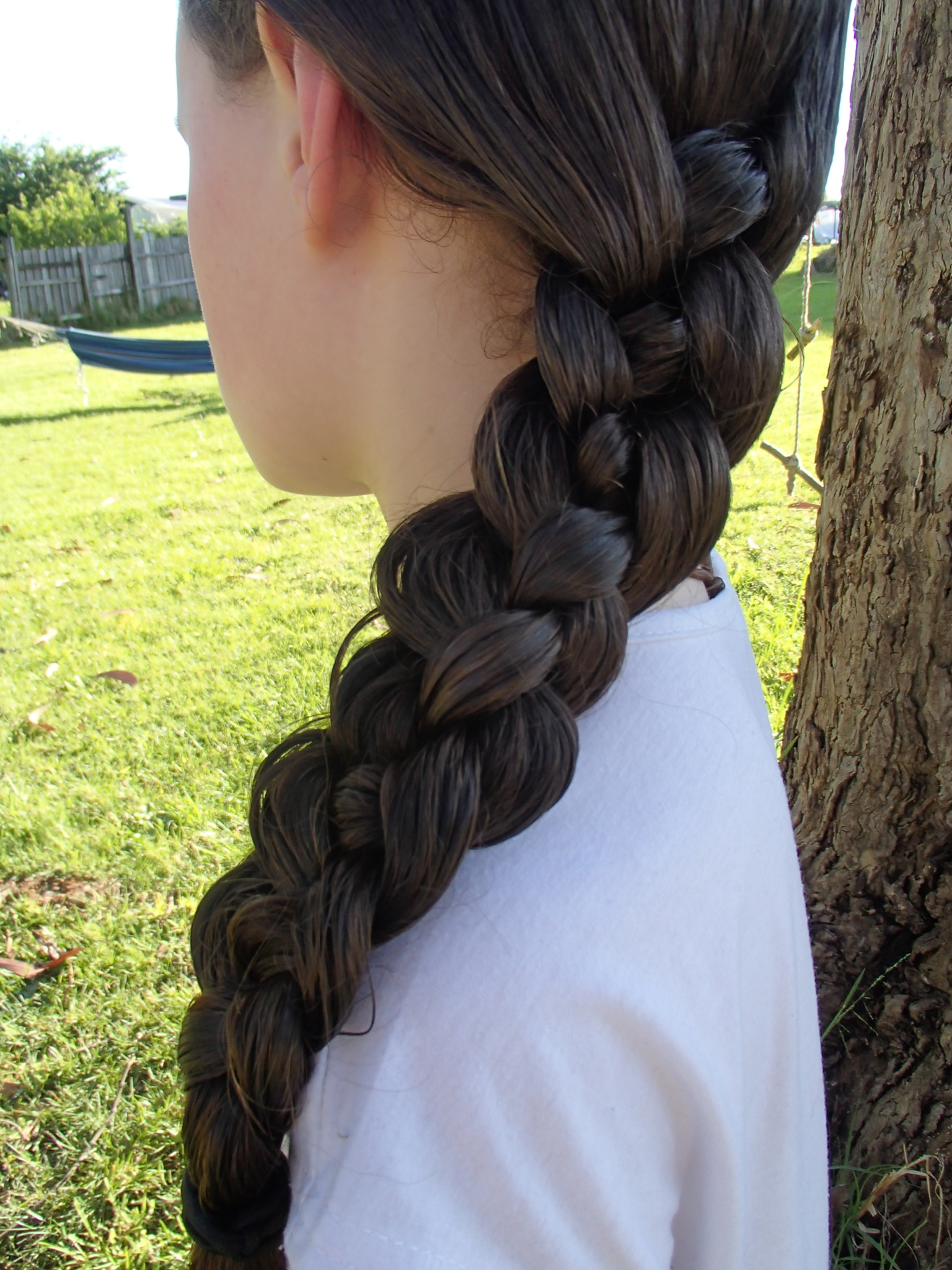 Four Strand Braid Seton Girls Hairstyles