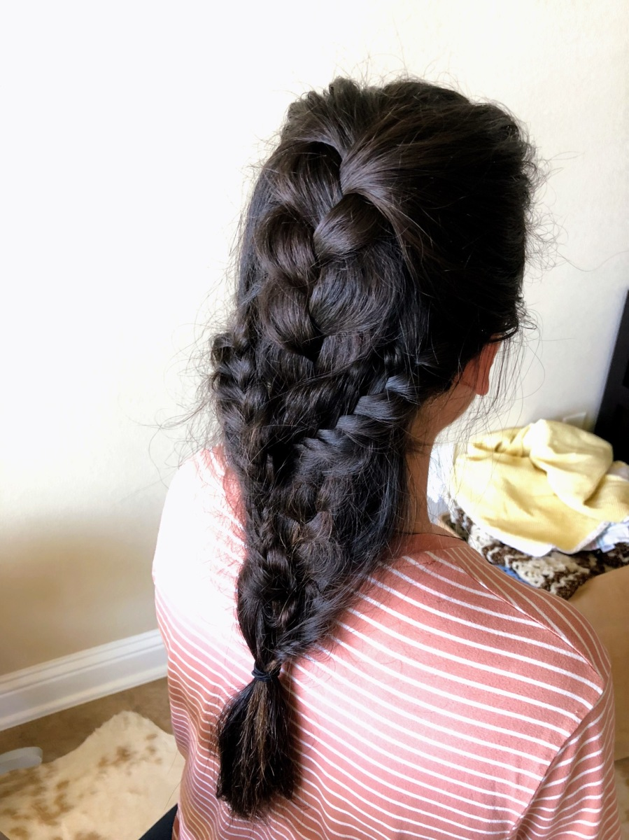 Mermaid Braid (Bonus Post!)